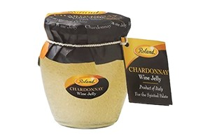 Picture of chardonnay wine jelly