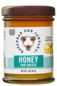 Picture of cheese honey