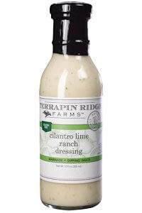 Picture of cilantro lime ranch dressing