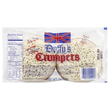 Picture of duffy's crumpets