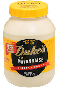 Picture of duke's mayonnaise 32 oz.