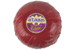 Picture of edam cheese