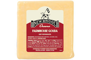 Picture of farmhouse gouda cheese
