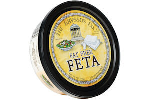 Picture of fat free feta crumbles