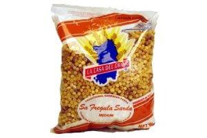 Picture of fregola sarda pasta