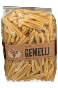 Picture of gemelli pasta
