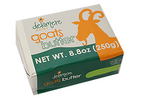 Picture of goats butter
