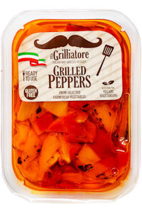 Picture of grilled peppers