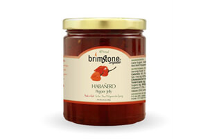 Picture of habanero pepper jelly
