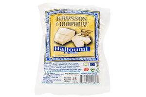 Picture of halloumi cheese