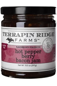 Picture of hot pepper berry bacon jam