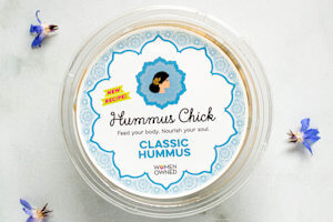 Picture of hummus chick's classic