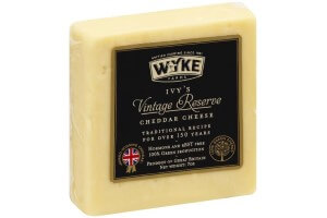 Picture of ivy's vintage reserve cheddar