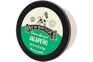 Picture of jalapeno cheese spread