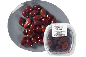 Picture of kalamata olives