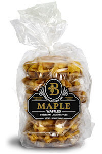 Picture of maple waffles