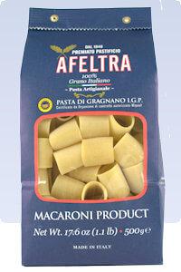 Picture of mezzo pacchero pasta