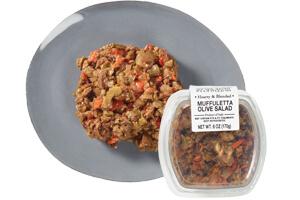 Picture of muffuletta olive salad