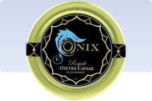 Picture of onix royale osetra caviar