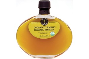 Picture of turmeric balsamic vinegar