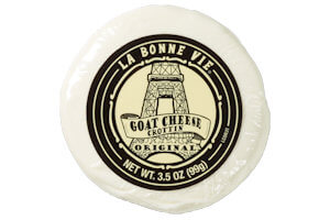 Picture of original goat cheese crottin