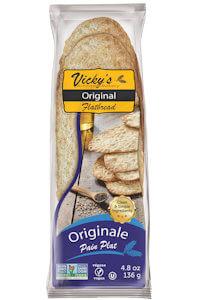 Picture of original vicky's flatbread