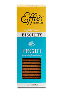Picture of pecan biscuits