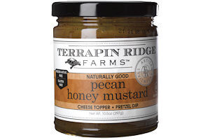 Picture of pecan honey mustard