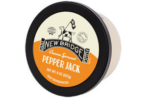 Picture of pepper jack cheese spread