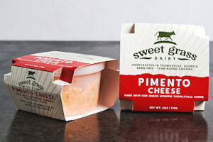 Picture of pimento cheese sweet grass dairy