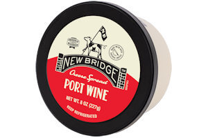 Picture of port wine cheese spread