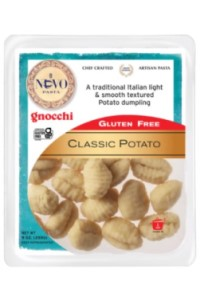 Picture of potato gnocchi
