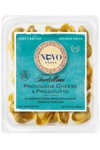 Picture of provolone & prosciutto tortelloni