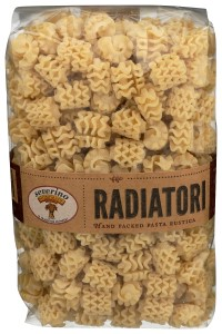 Picture of radiatori pasta
