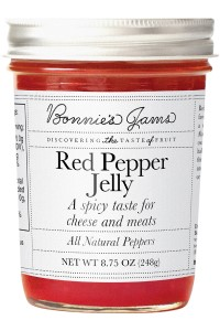 Picture of red pepper jelly