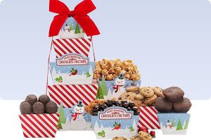 Picture of rocky mountain chocolate tower