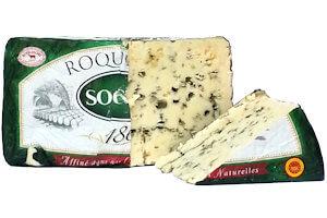 Picture of roquefort societe cheese