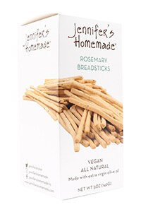 Picture of rosemary breadsticks