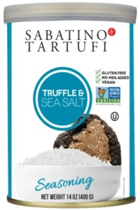 Picture of sea salt & truffles