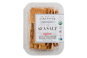 Picture of sea salt mediterranean crackers