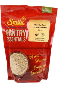 Picture of steel cut oats