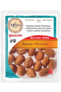 Picture of sweet potato gnocchi