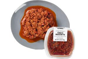 Picture of tomato bruschetta