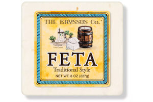 Picture of traditional style feta