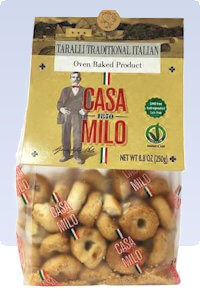 Picture of traditional taralli