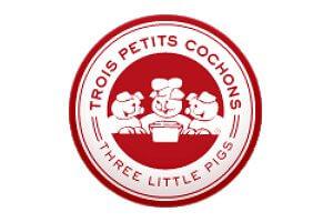 Picture of Les Trois Petits Cochons logo