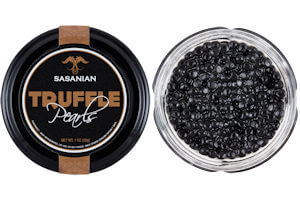 Picture of truffle pearl caviar
