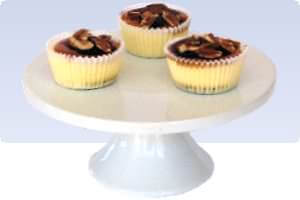 Picture of turtle mini cheesecakes