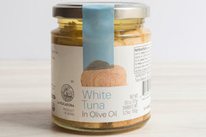 Picture of jose andres white tuna in olive oil