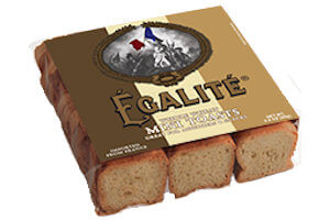 Picture of whole wheat mini toasts